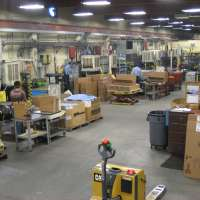 Welded Wire Tie Manufacturing Department • Manufactures all Cam Lock ties, #3 & #5 Anchor Lock ties, & Button-Head ties.