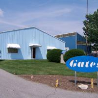 Gates of Indianapolis • Warehousing operation for shipment east to assist our dealers on freight charges & time of delivery